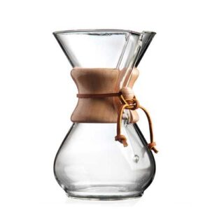Cafetera tipo Chemex 400ml